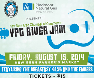 YPG River Jam Poster